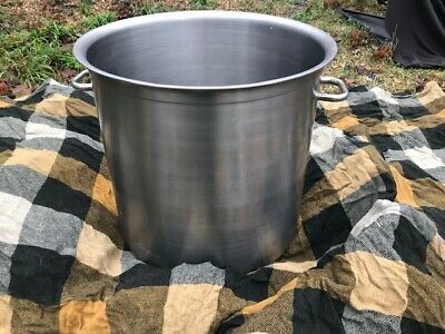 Catering stock pot 500 X 500MM, 98LTR
