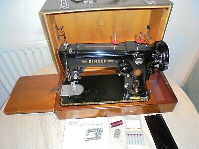 Singer 306K Semi Industrial Heavy Duty Zigzag Freehand Embroidery Machine