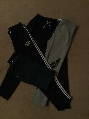 Boys Joggers Jeans Trousers Bundle Age 10-12 gap/ next
