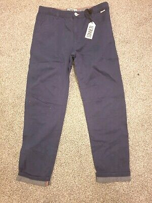 New with tags boys sonneti chinos / trousers 13 - 15