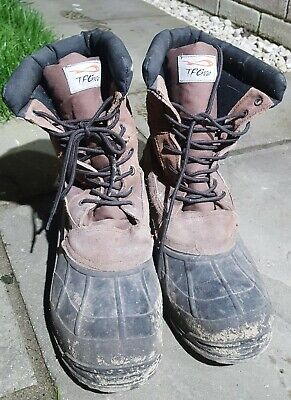 TF Gear NEW Extreme Green High Ankle Fishing Boots All Sizes TFG Boot