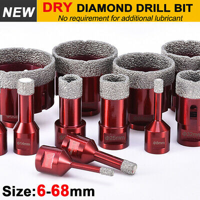 Marcrist DCU350 Universal Dry Diamond Core Drill Hole Cutting Multiple Sizes