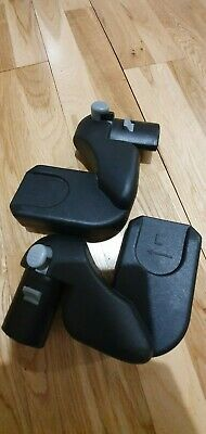 iCandy Apple 2 Pear Pushchair LOWER Adaptors For Maxi Cosi, Besafe etc Car Seats