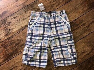 BNWT Next board shorts age 9 years adjustable waist beach summer boys