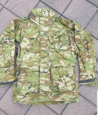AMCU XXL multicam jacket parka general purpose wet weather liner dpcu dpdu coat