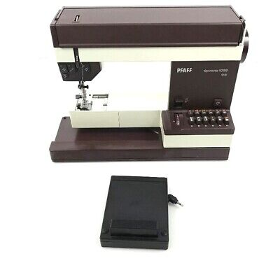 Pfaff Tiptronic 1069 Sewing Machine With Pedal 7.B3