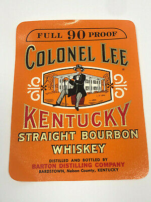 Lot of 3 Vintage Rosewood 93 Proof Kentucky Straight Bourbon Whiskey Paper Label