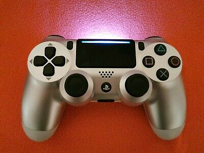 Sony Official PS4 Wireless Controller - V2 - silver, Barely used
