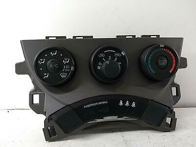 2011 TOYOTA VERSO-S Petrol Heater Climate Controls 111