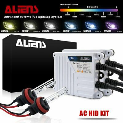 Headlight Bulbs Conversion Kit HID Bi-Xenon 9004 4300k 5000K 6000K 8000K DSV 2x