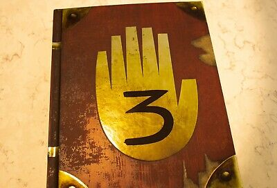 Gravity Falls Journal 3 (Blacklight/Special Edition)