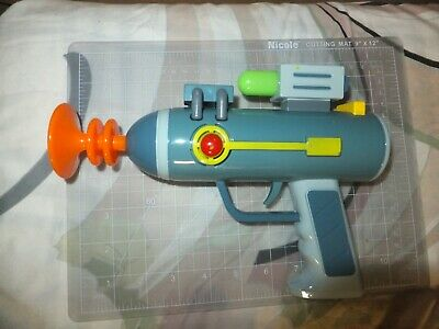 Rick and Morty Laser Gun Blaster With Lights And Sound