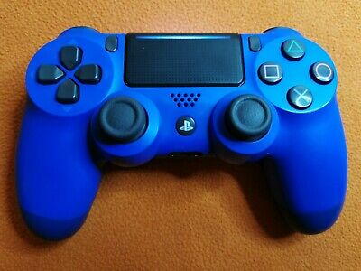 Sony Official PS4 Wireless Controller - V2 - Blue, Barely used