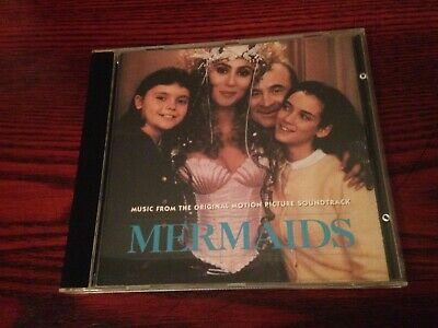 Mermaids - Music From The Original Moton Picture Soundtrack CD -1990
