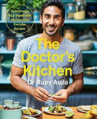Dr Rupy Aujla The Doctor's Kitchen Paperback NEW