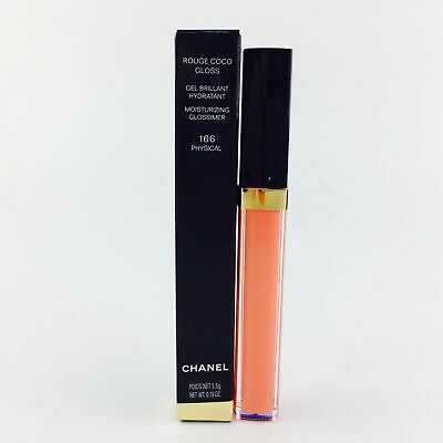 Chanel Rouge Coco Gloss Nr.166 Physical 5,5g Nuevo