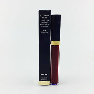 Chanel Rouge Coco Gloss Nr. 766 Caractere 5,5g Nuevo