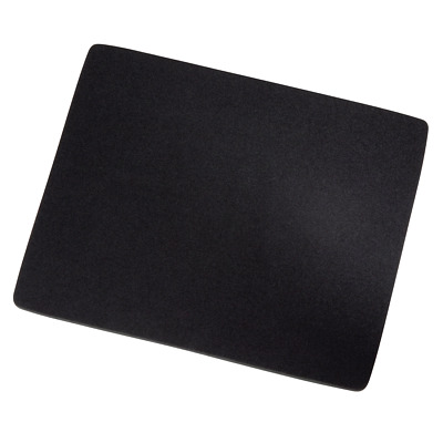 Hama Mouse Pad Mat for PC Laptop Computer Keyboard Office Home Desk Black