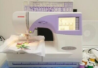 Janome Memory Craft 9500 combined embroidery/sewing machine BRAND NEW,UNOPENED!