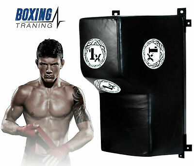 Boxing Training Kick Punch Maize Bag Filled Heavy Duty Buyer Build MMA Arts Set