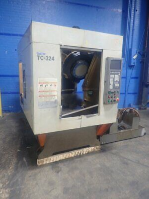 """Brother Tc-324 Cnc Tapping Center 12"""" X 19 1/2"""" 12191510003"""