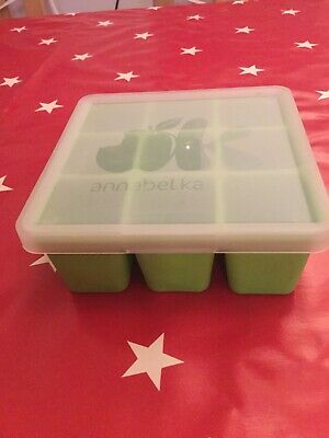 Annabelle Karmel NUK 10000024 9x60m Baby Food Storage Container