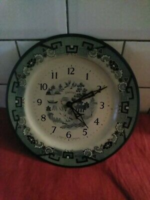 Vintage Smiths Electric Wall Clock RARE