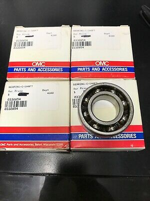 NEW OMC OEM OUTBOARD QUICKSILVER PART #17-822369 PIN COIL