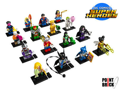 Lego 71026 Minifigures Serie Dc Super Heroes