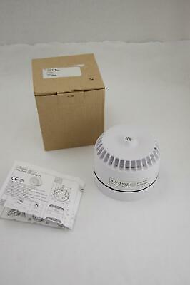 PUI Projects Unlimited Audio Indicator Alert Alarm Siren AW-15SBW White