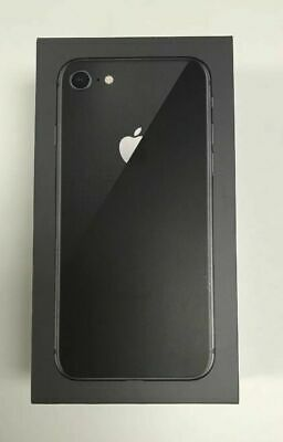 Brand New Apple iPhone 8 64GB Space Gray (AT&T, Cricket) A1905 1 Year Warranty