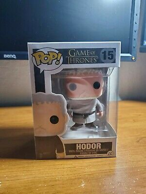 AUTHENTIC Game Of Thrones hodor Funko pop *vaulted*
