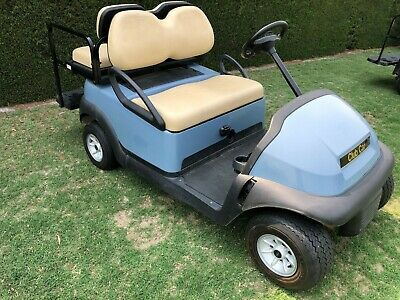 MELBOURNE 2012 Club Car 4 Seat Golf Cart Buggy Buggie Electric Batteries
