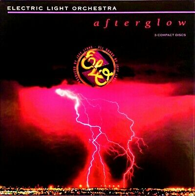 ELECTRIC LIGHT ORCHESTRA - AFTERGLOW***3 Cd's ******EXCELLENT CONDITION******