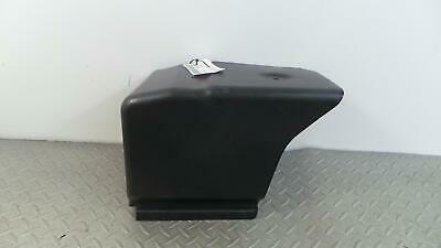 2013 MERCEDES C CLASS Diesel Coupe Rear Battery Cover 738