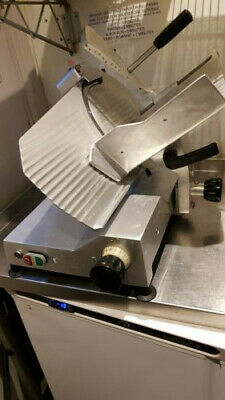 Avery Berkel electronic Meat Slicer.Stainless steel. Good condition. Meat/cheese