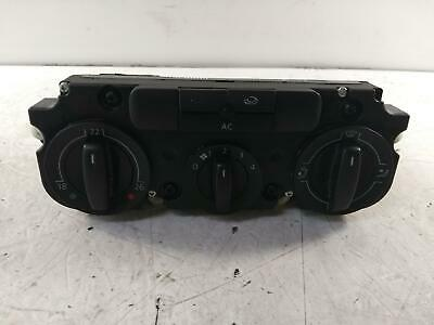 2010 VOLKSWAGEN CADDY Diesel Heater Climate Controls 854