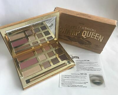 Tarte Grav3yard Girl Swamp Queen Eye & Cheek Palette Limited Edition