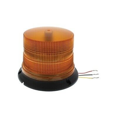 4 High Power 3 Watt Led 12V Beacon Light - Permanent Mount