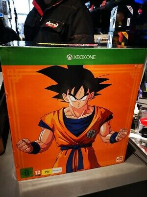 dragon ball z kakarot collector s edition xbox one