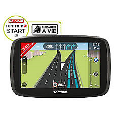 GPS TomTom Start 50 M Europe 23 Carte gratuite à vie