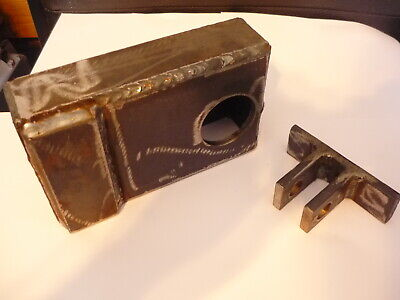 Shipping Container 10 Mm Weld On Lock Box Serious Security E Type