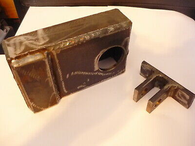 Shipping Container Weld On Lock Box Serious Security E Type 6 Mm Left Hand