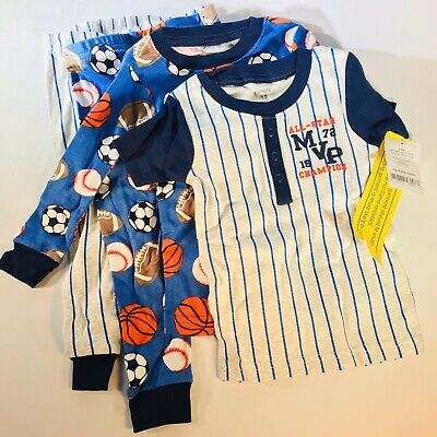 Baby Clothing 5 Pc Boys Embroidered Play Wear Sets Sizes 93407B Z 0-6m /& 6-9m