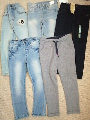 BNWT Next H&M M&S Jeans Trousers Bundle