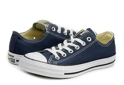 Men's Converse Classic Trainers Retro Low Top Sneakers Navy
