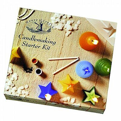 House of Crafts Candlemaking Start Kit