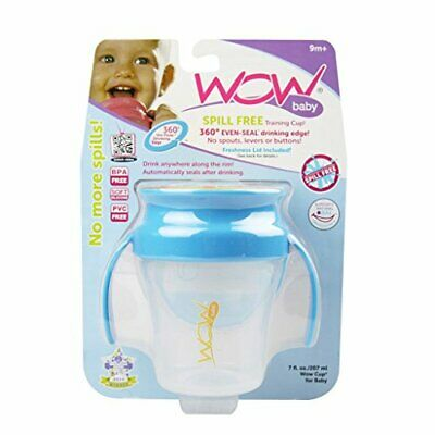 Wow Baby Cup, Blue