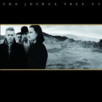 Joshua Tree Remastered  Expanded Deluxe Edition 2CD