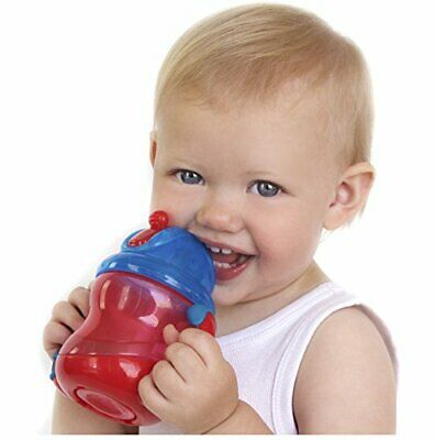 Flip and Sip Two Handle Cup 6-12M - Random Colours